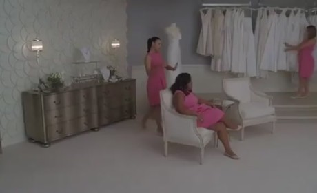Glee Makes Like Bridesmaids