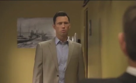 Burn Notice Clip: Tell Me Everything!
