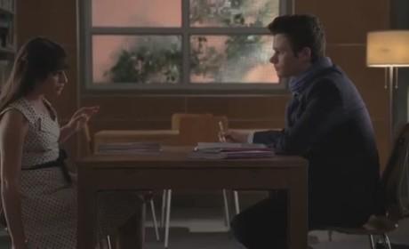 Glee Clip: What Rachel Wrote