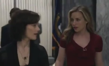 Covert Affairs Clip: Annie vs. Lena