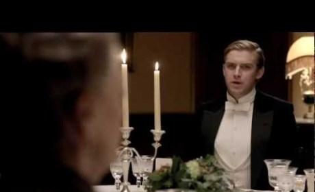 Downton Abbey Season 3: New Clip, Cast Photo