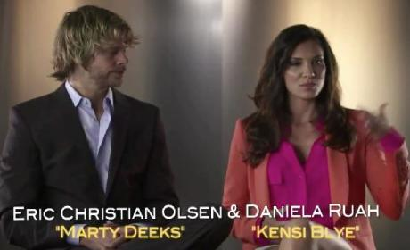NCIS: Los Angeles Season 4 Preview: Eric Christian Olsen & Daniela Ruah