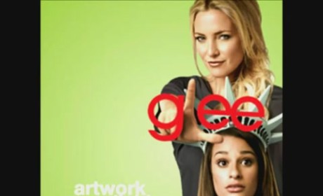 "Glee Audio Clip - ""Dance Again/Americano"""