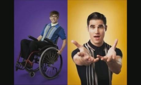 "Glee Song Sample - ""Boyfriend/Boys"""