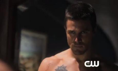 Arrow Trailer: Justice