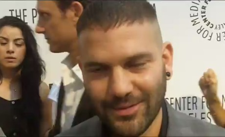 Guillermo Diaz Interview
