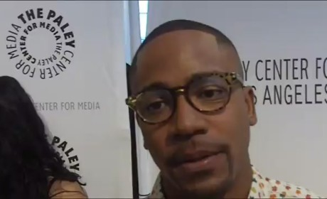 Columbus Short Interview