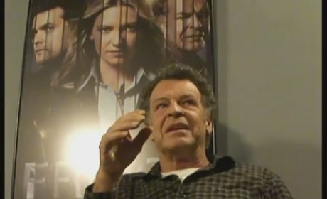 Fringe Set Visit: John Noble on Walter's Future and the Team's Quest to Save the World