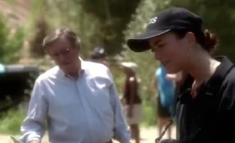 NCIS 'Recovery' Clip - What Are You Doing Here?