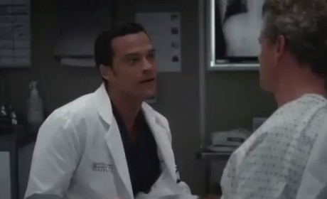 Grey's Anatomy 'Remember the Time' Clip - Promise Me One Thing