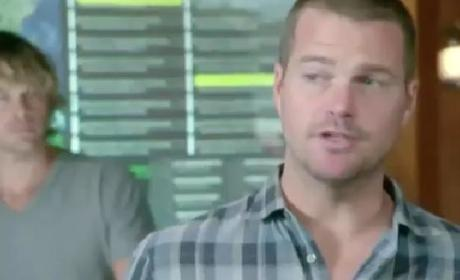 NCIS: Los Angeles 'The Fifth Man' Promo