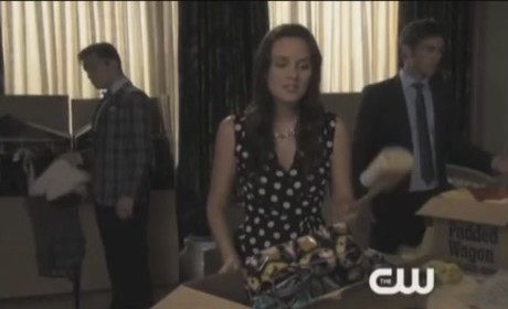 Gossip Girl Season 6 Premiere Clip - Nate's Card