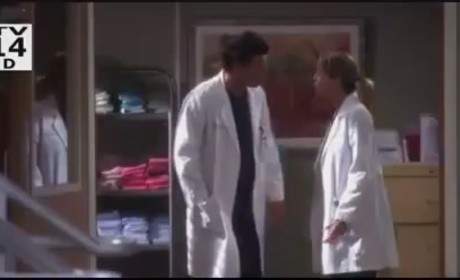 Grey's Anatomy 'Love the One You're With' Promo