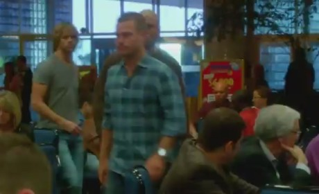 NCIS LA 'The Fifth Man' Clip - What a Nice Couple!