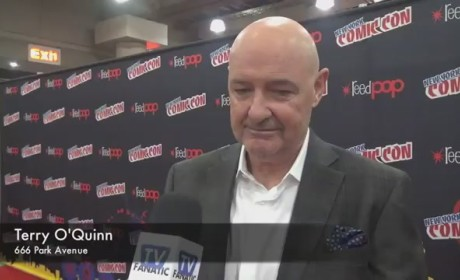 Terry O'Quinn NYCC Interview