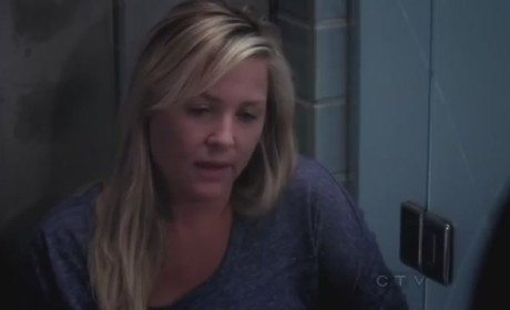 Grey's Anatomy 'Love the One You're With' Clip - Arizona and Callie