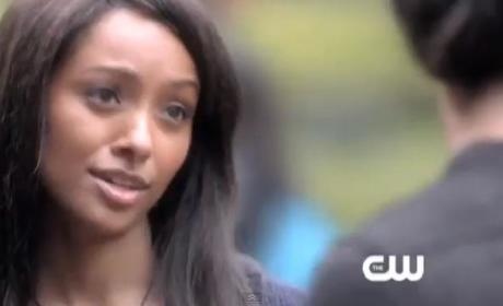 Vampire Diaries Clip: Visiting Campus