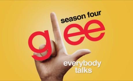 "Glee Cast - ""Everybody Talks"""