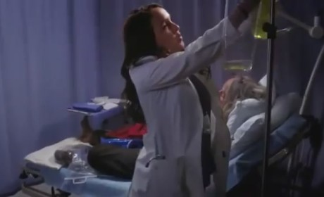 Grey's Anatomy 'Second Opinion' Clip - Change Your Shirt!
