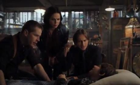 Once Upon a Time Clip: Something is Wrong