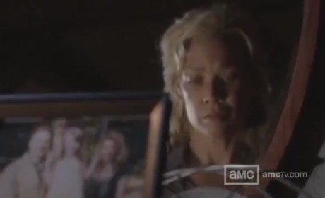 The Walking Dead Clip: The Governor and Andrea