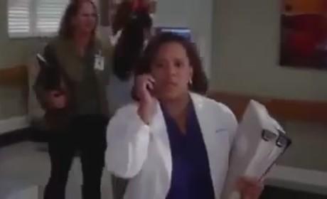 Grey's Anatomy 'I Was Made For Lovin' You' Clip - Wedding Prep