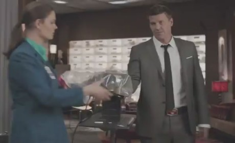 Bones 'The Ghost in the Machine' Clip - Okay to Cry