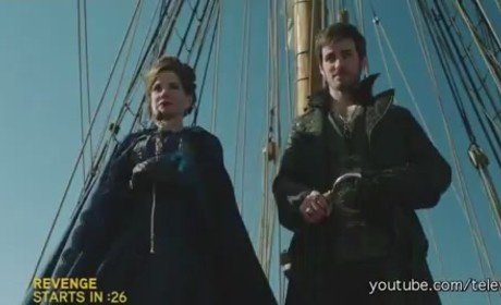 Once Upon a Time Return Promo