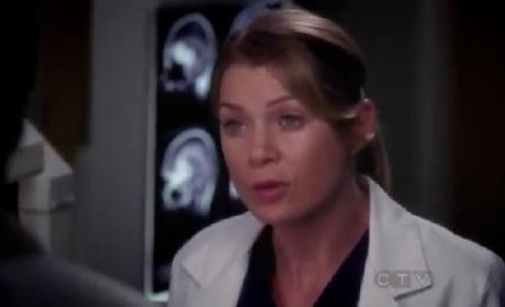 Grey's Anatomy 'I Was Made For Lovin' You' Clip - Baby on the Way!