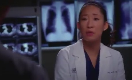 Grey's Anatomy 'Run, Baby, Run' Clip - With a Pen