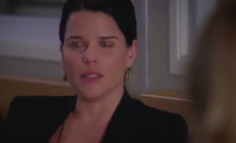 Grey's Anatomy 'Run, Baby, Run' Clip - Act Like One