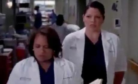 Grey's Anatomy 'Run, Baby, Run' Clip - Run For It