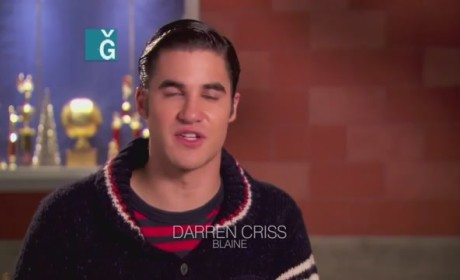 Glee Sneak Peeks: A Merry Christmas Episode?