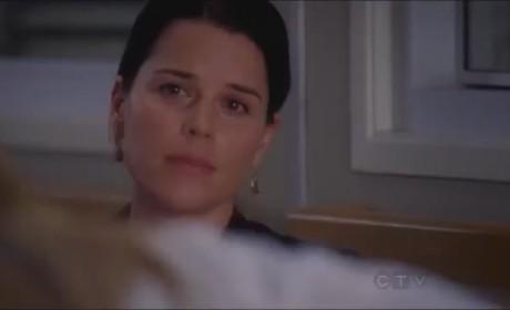 Grey's Anatomy 'Run, Baby, Run' Clip - Lizzie and Meredith