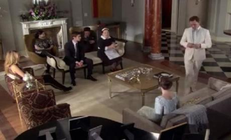Gossip Girl Series Finale Clip - You're Okay With It?