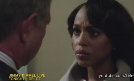 "Scandal Promo: ""A Criminal, a Whore, an Idiot and a Liar"""