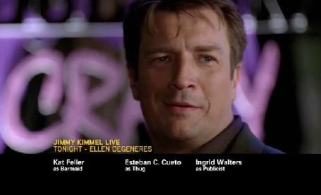Castle Episode Promo: One Tough In-Breast-igation