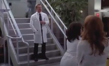 Grey's Anatomy 'Walking on a Dream' Clip - Financial Setback