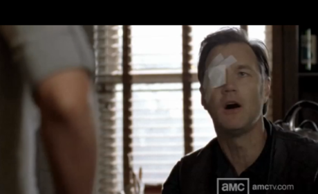 The Walking Dead Midseason Promo: Going to War