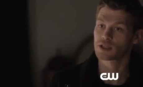 The Vampire Diaries Clip: Klaus vs. Rebekah