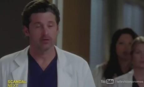 Grey's Anatomy 'Hard Bargain' Promo