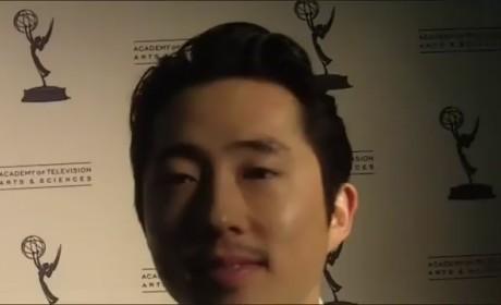 Steven Yeun Exclusive