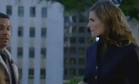 Castle Sneak Peeks: Getting Real