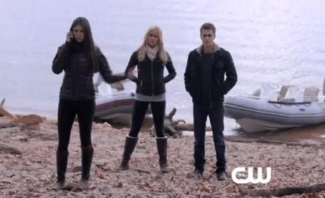 Vampire Diaries Sneak Peek: Caroline to the Rescue?