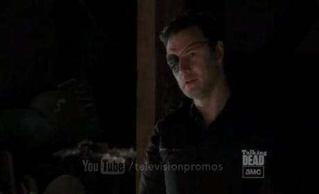 The Walking Dead Clip: Meeting the Governor