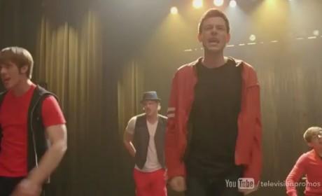 "Glee Promo: ""Feud"""