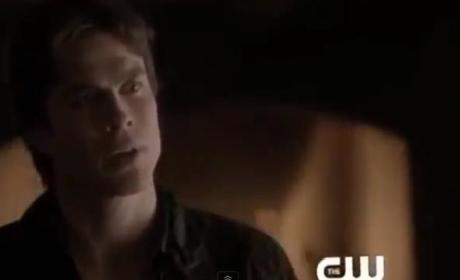 The Vampire Diaries Clip: Damon vs. Klaus
