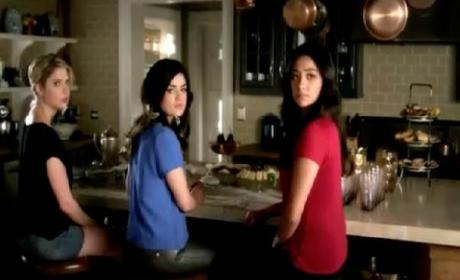 Pretty Little Liars Season 3 Finale Promo