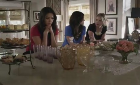 Pretty Little Liars Clip: Lost All Hope