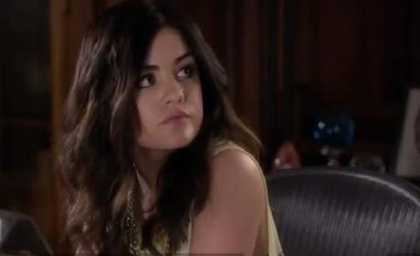 Pretty Little Liars Clip: News About Ezra